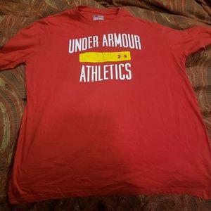 Under Armour Mens Tshirt